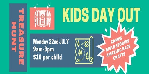 Kids Day Out July 2019 Concord West