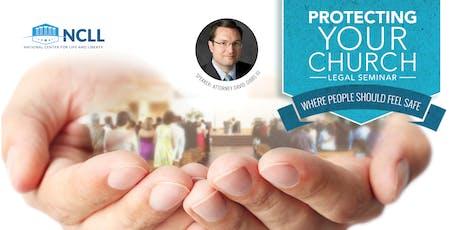 Protecting Your Church - Jackson, TN tickets