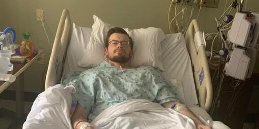 Help James Bowlin Win the Fight-Cancer Fundraiser
