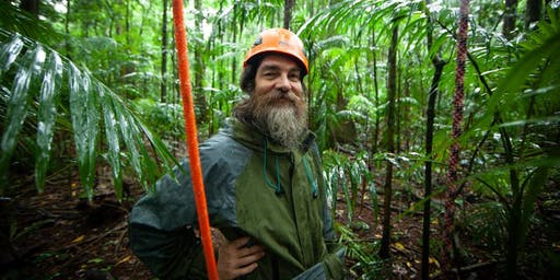 Findings from the BioBlitz: Leather, fur, and claws