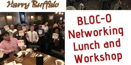 BLOC-O Networking Lunch and Workshop tickets