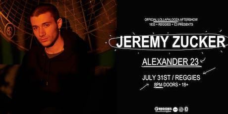 Jeremy Zucker tickets