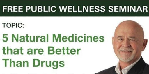 Natural Medicines That are Better Than Drugs