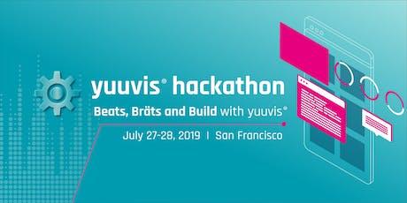 yuuvis hackathon San Francisco tickets