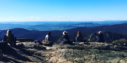 Walking, breathing and nature immersion meditation at Namadgi National Park