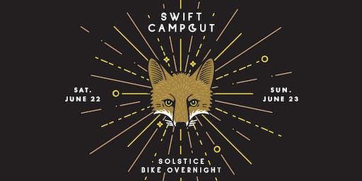 Swift Campout - Omafiets Edition