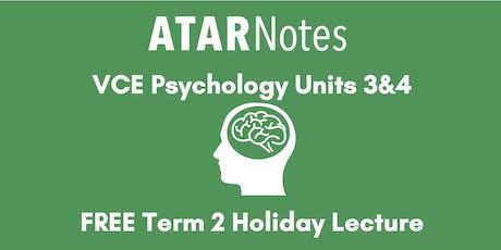 ATAR NOTES - VCE Events | Eventbrite