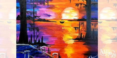 Artipsy Zydeco + Paint with DJ Rob Real tickets
