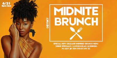 """June Midnite Brunch """"Summer Madness!"""""""