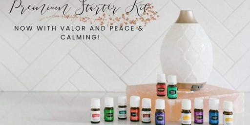 Essential oils make and take class