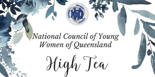 National Council of Young Women Queensland High Tea