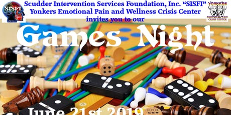 SISFI's Games Night - fun and entertainment for all tickets