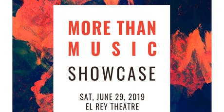 More Than Music: Showcase to benefit Beyond Freedom tickets