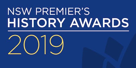 Premier's History Award tickets