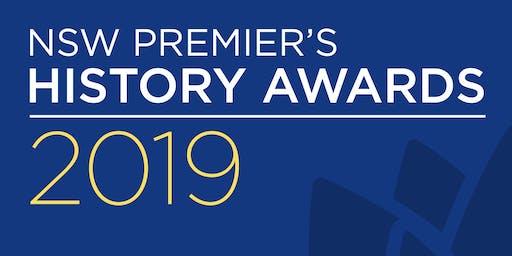 Premier's History Award