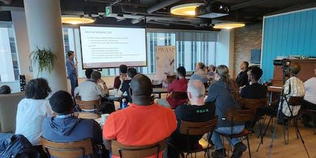 OWASP Ottawa June 2019 Meetup tickets