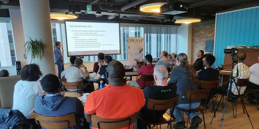 OWASP Ottawa June 2019 Meetup