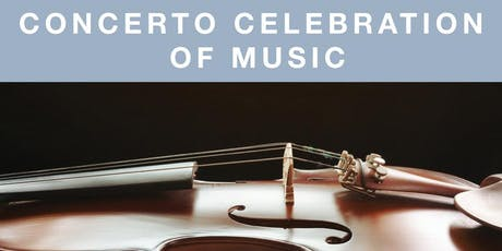 40th Concerto Celebration of Music tickets