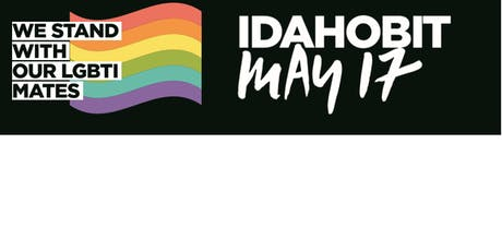 IDAHOBIT 2020 with TFTF tickets