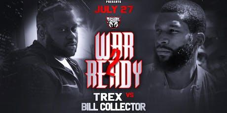 "The Battle Academy Presents ""War Ready 2"" Hosted by John John Da Don & Stizz tickets"