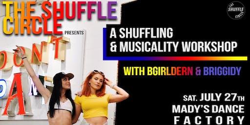 Shuffling & musicality (beg/int)