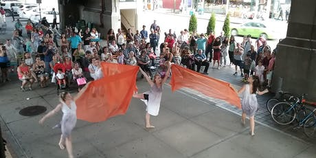 FREE: Queensboro Dance Festival at Bliss Plaza tickets