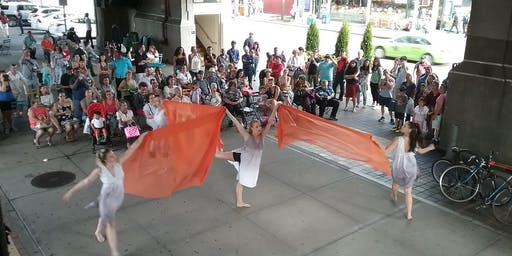 FREE: Queensboro Dance Festival at Bliss Plaza