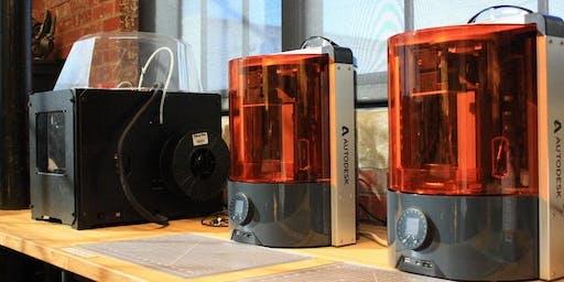 MBX Maker LAB : 3D Printing & Modeling
