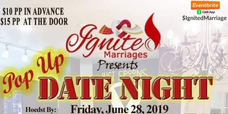 Ignite Pop Up Date Night  tickets