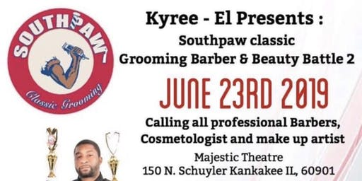 SouthPaw Classic Grooming Barber & Beauty Battle 2