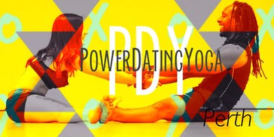 Power Dating Yoga Perth - Mixed Singles 28-50s
