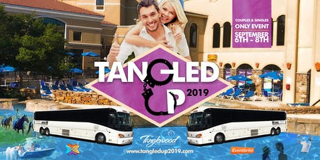 Tangled Up Getaway Sept 2019 tickets