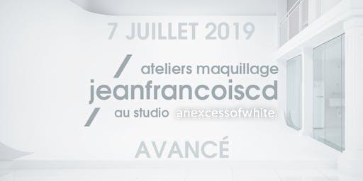 ATELIER MAQUILLAGE AVANCÉ - 7 JUILLET 2019