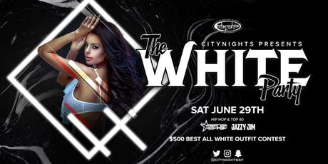 The White Party (Ages 18+ | Full Bar For 21+) tickets