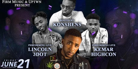 Khxos: Gemini Birthday Bash: Hosted by Konshens, Live Performances & More tickets