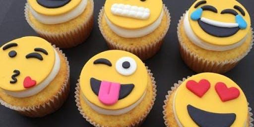 Cupcake Emoji Art Class