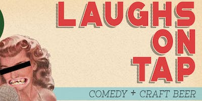 Laughs on Tap @ WCP