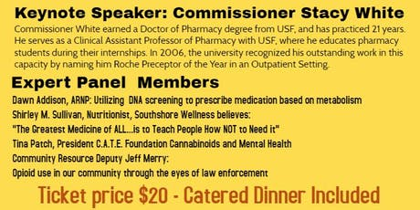 Healthy Alternatives to Prescription Drugs tickets