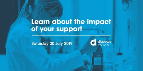2019 Supporting Diabetes Research tickets