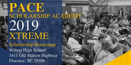 Pace Scholarship Academy's EXTREME Scholarship Bootcamp (Florence, SC) tickets