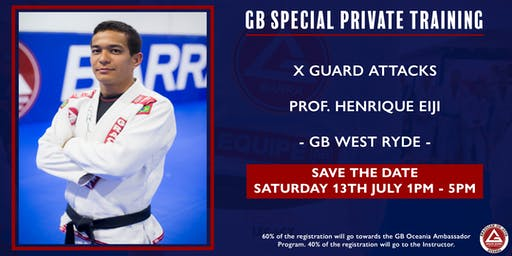 GB Special Private Training at GB West Ryde