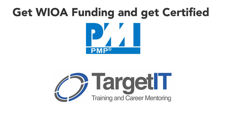 PMP Certification - Get WIO Funding and get Certified for free tickets