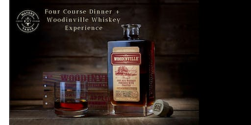 Woodinville Whisky and Water's Table Dinner