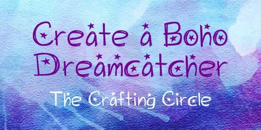 Create your own Boho Dreamcatcher