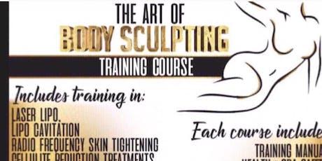 The Art Of Body Sculpting Class- Kenner tickets