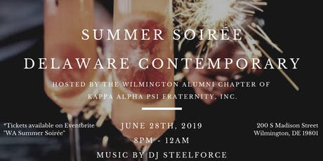 WA Summer Soirée tickets