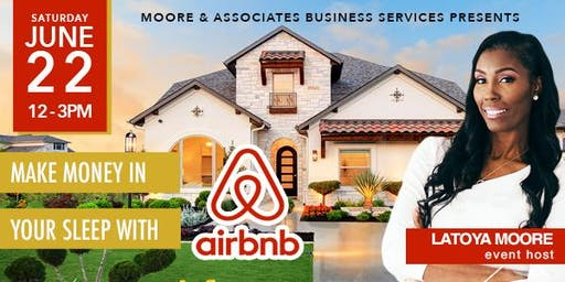 Make Money In Your Sleep With Airbnb