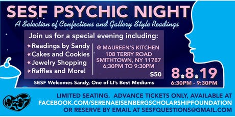 SESF Psychic Night tickets