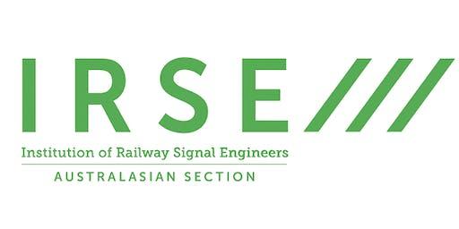 IRSE Victorian June 2019 Local Meeting
