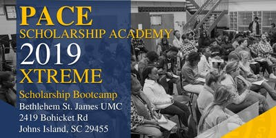 Pace Scholarship Academy's EXTREME Scholarship Bootcamp (Johns Island, SC)
